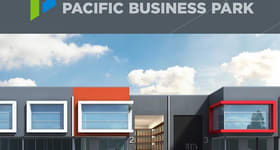 Factory, Warehouse & Industrial commercial property for sale at Unit 11/84-100 Pacific Drive Keysborough VIC 3173