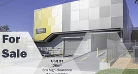 Factory, Warehouse & Industrial commercial property sold at Unit 27/444 The Boulevarde Kirrawee NSW 2232