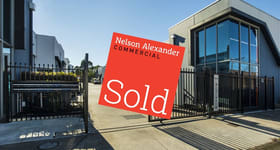 Factory, Warehouse & Industrial commercial property sold at 10/55 McClure Street Thornbury VIC 3071