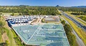 Development / Land commercial property for sale at Lots 2-4/1 Taylor Court Cooroy QLD 4563