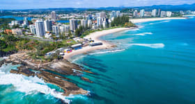 Hotel / Leisure commercial property for sale at Coolangatta QLD 4225