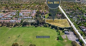Development / Land commercial property sold at 110 Albion Road Box Hill VIC 3128