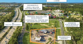 Shop & Retail commercial property sold at 400 Dreamworld Parkway Coomera QLD 4209