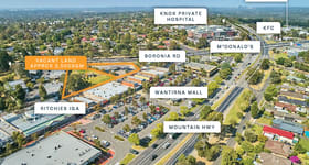 Shop & Retail commercial property sold at 605 Boronia Road Wantirna VIC 3152