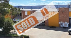 Factory, Warehouse & Industrial commercial property sold at 2 Burrows Road South St Peters NSW 2044