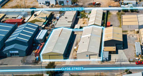 Factory, Warehouse & Industrial commercial property sold at 17-21 Clyde Street Wingfield SA 5013