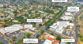 Shop & Retail commercial property sold at 229-235 High Street Bendigo VIC 3550