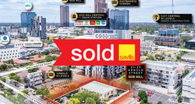 Offices commercial property sold at 21-23 Arnold Street Box Hill VIC 3128