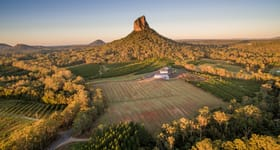 """Rural / Farming commercial property sold at """"Back & Home Farm"""" 2295 Old Gympie Road Glass House Mountains QLD 4518"""