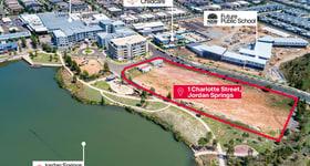 Development / Land commercial property for sale at 1 Charlotte Street Jordan Springs NSW 2747