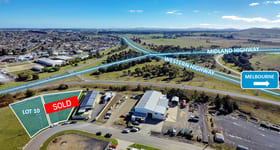 Development / Land commercial property sold at Wendouree VIC 3355