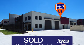 Factory, Warehouse & Industrial commercial property sold at 3/50 Conquest Way Wangara WA 6065