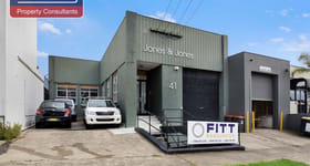 Factory, Warehouse & Industrial commercial property sold at 41 Whiting Street Artarmon NSW 2064