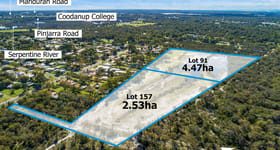 Development / Land commercial property for sale at 2 Ronlyn Road Furnissdale WA 6209