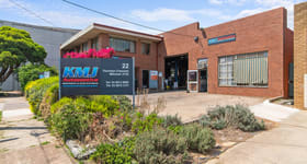 Factory, Warehouse & Industrial commercial property sold at 22 Thornton Crescent Mitcham VIC 3132