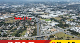 Factory, Warehouse & Industrial commercial property sold at 173 Pine Road Richlands QLD 4077