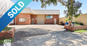 Factory, Warehouse & Industrial commercial property sold at 16 Carlingford Street Regents Park NSW 2143