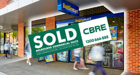 Shop & Retail commercial property sold at Bottlemart/40 Hall Street Moonee Ponds VIC 3039