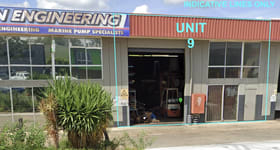 Factory, Warehouse & Industrial commercial property sold at 9/30 Old Pacific Highway Yatala QLD 4207