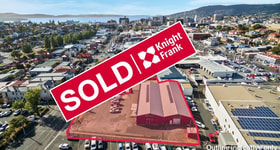 Factory, Warehouse & Industrial commercial property sold at Whole site/200 Campbell Street North Hobart TAS 7000