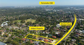 Development / Land commercial property for sale at 187 - 189 Windsor Road Northmead NSW 2152