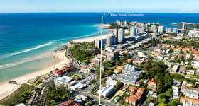 Development / Land commercial property sold at 9-11 Miles Street Coolangatta QLD 4225