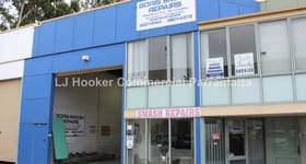 Factory, Warehouse & Industrial commercial property sold at 7A/47 Third Avenue Blacktown NSW 2148