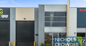 Factory, Warehouse & Industrial commercial property sold at 12/50 Guelph Street Somerville VIC 3912