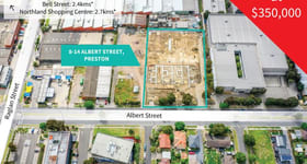Factory, Warehouse & Industrial commercial property for sale at Unit 32 & 33/8-14 Albert Street Preston VIC 3072