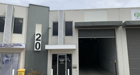 Factory, Warehouse & Industrial commercial property for sale at 20/110 Inspiration Drive Wangara WA 6065