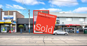 Shop & Retail commercial property sold at 101 Cotham Road Kew VIC 3101