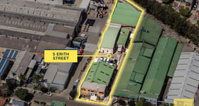 Factory, Warehouse & Industrial commercial property sold at 5 Erith Street Botany NSW 2019
