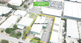 Factory, Warehouse & Industrial commercial property for sale at 48-50 Export Drive Brooklyn VIC 3012