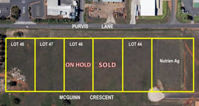 Development / Land commercial property for sale at Lots 44 to 48 Purvis Lane Dubbo NSW 2830