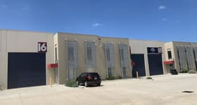 Factory, Warehouse & Industrial commercial property for lease at Unit 16, 34-42 Aberdeen Road Altona VIC 3018