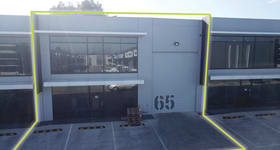 Factory, Warehouse & Industrial commercial property for sale at 65/31-39 Norcal Road Nunawading VIC 3131