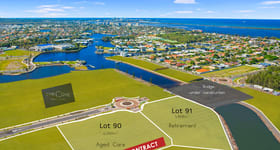 Development / Land commercial property for sale at 90 & 91 Spitfire Banks Drive Pelican Waters QLD 4551