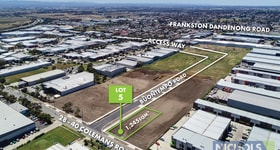 Development / Land commercial property sold at Lot 5/28-40 Colemans  Road Carrum Downs VIC 3201