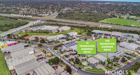 Factory, Warehouse & Industrial commercial property sold at 19 Frankston Gardens Drive Carrum Downs VIC 3201