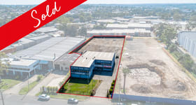 Factory, Warehouse & Industrial commercial property sold at 141 - 143 Gilba Road Girraween NSW 2145