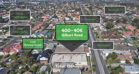 Development / Land commercial property for sale at 400-406 Gilbert  Road Preston VIC 3072