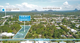 Development / Land commercial property sold at 12 Greber Road Beerwah QLD 4519