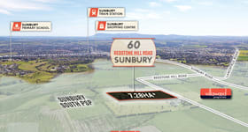 Development / Land commercial property for sale at 60 Redstone Hill Road Sunbury VIC 3429