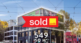 Medical / Consulting commercial property sold at 526 La Trobe Street Melbourne VIC 3000