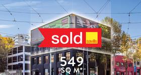 Shop & Retail commercial property sold at 526 La Trobe Street Melbourne VIC 3000