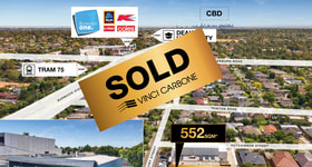 Development / Land commercial property sold at 7-11 Ruby Street Burwood East VIC 3151