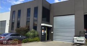 Factory, Warehouse & Industrial commercial property for sale at 34/11 Bryants Rd Dandenong VIC 3175