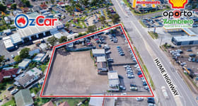 Factory, Warehouse & Industrial commercial property sold at 239 Hume Highway Cabramatta NSW 2166