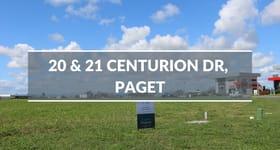 Factory, Warehouse & Industrial commercial property for sale at 1-15 & 17-23 Centurion Drive Mackay QLD 4740