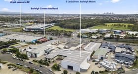 Factory, Warehouse & Industrial commercial property for sale at 5 Leda Drive Burleigh Heads QLD 4220